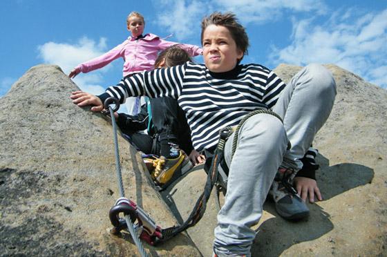 Personaltraining - Kindersportreisen