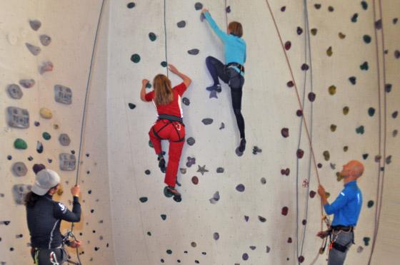 Personaltraining - Klettern