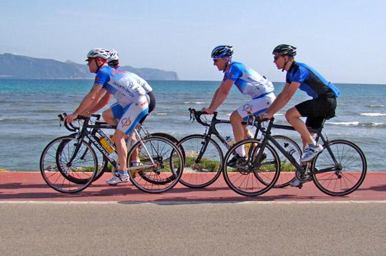 Personaltraining - Radsportreisen (Mallorca)