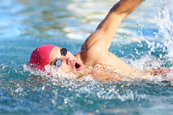 Personaltraining - Schwimmen