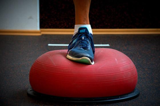 Personaltraining - Training nach Verletzungen